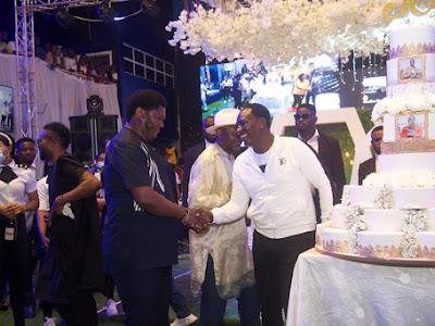 Great Men of God Felicitates with Prophet Jeremiah Omoto Fufeyin @50th Birthday Anniversary