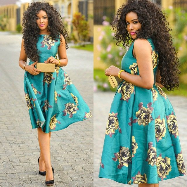 ANKARA STYLE PLANS FOR WEDDING LADY GUESTS IN 2019 1