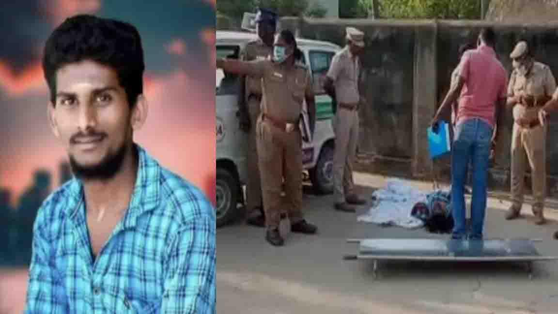 New groom killed at Grandma's House. !! at Ranipet Arakkonam