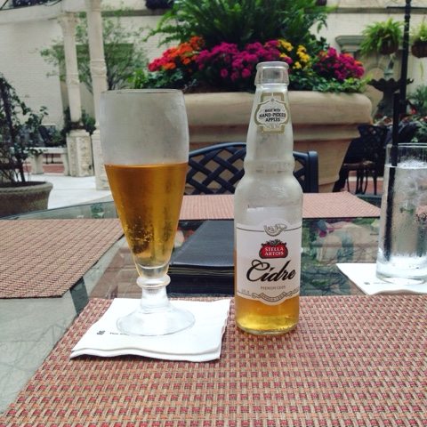 Stella Cidre, Brunch and Conversation, New Orleans, Ritz-Carlton