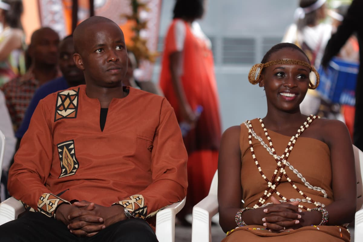 African Traditional Wedding Attire That Will Make You Want To Get Married 3