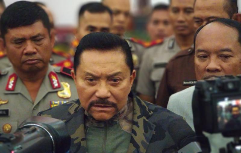 AM Hendropriyono Disebut Jenderal Tua yang Merancang Islamophobia