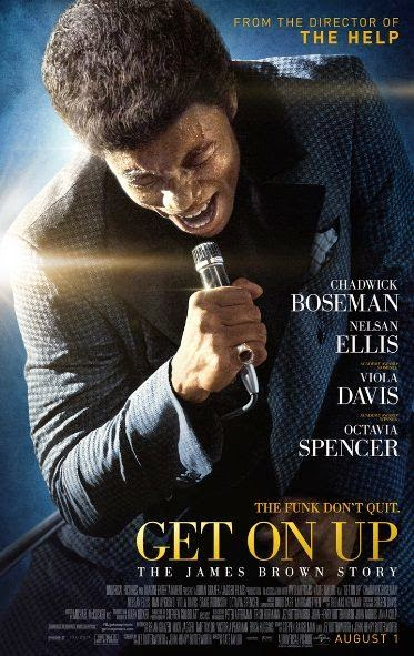 Poster Of English Movie Get on Up (2014) Free Download Full New Hollywood Movie Watch Online At Alldownloads4u.Com
