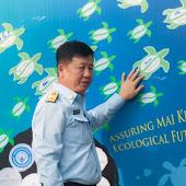 phuket event Mai Khao Marine Turtle Foundation launches Marine Turtle Nesting Site Conservation and Rehabilitation Project 011.jpg