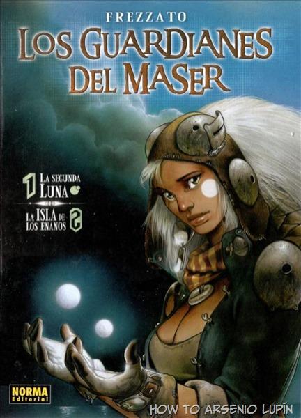 P00001 - Los Guardianes del Maser