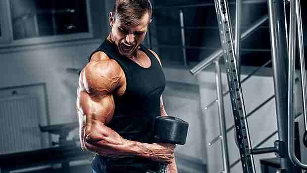 أفضل تمارين عضلة البايسبس ذات الرأسين