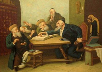 A transmissão da Torá através das gerações