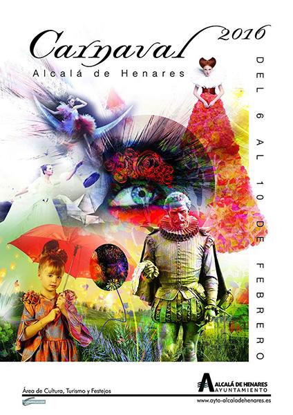 Carnaval 2016 en Alcalá de Henares