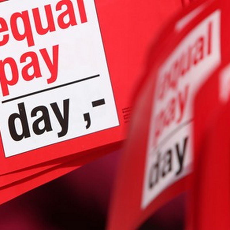 European Equal Pay Day