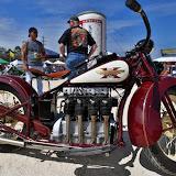 Cabbage Patch Ride In Bike Show - Daytona Bike Week 2014
