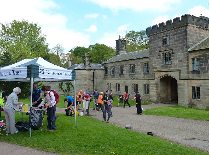 Checkpoint 2 at Ilam Hall