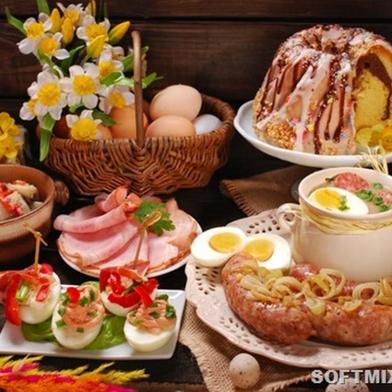 Рецепты на выходной: Готовим пасхальный стол
