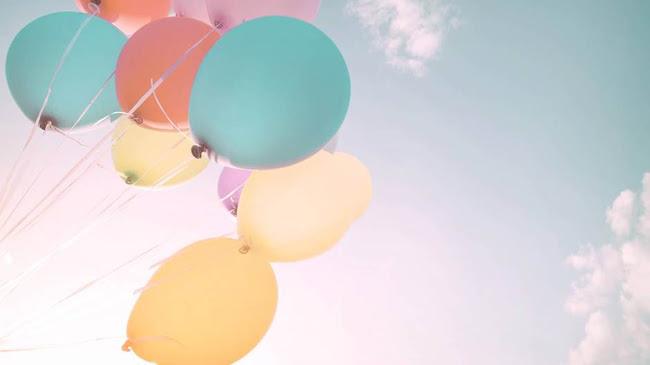 Chiếc bong bóng bay