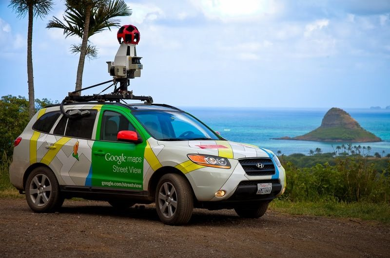 google street view cover 20 petabytes of space