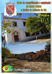 Obras EB e JI Ota - 05.10.18