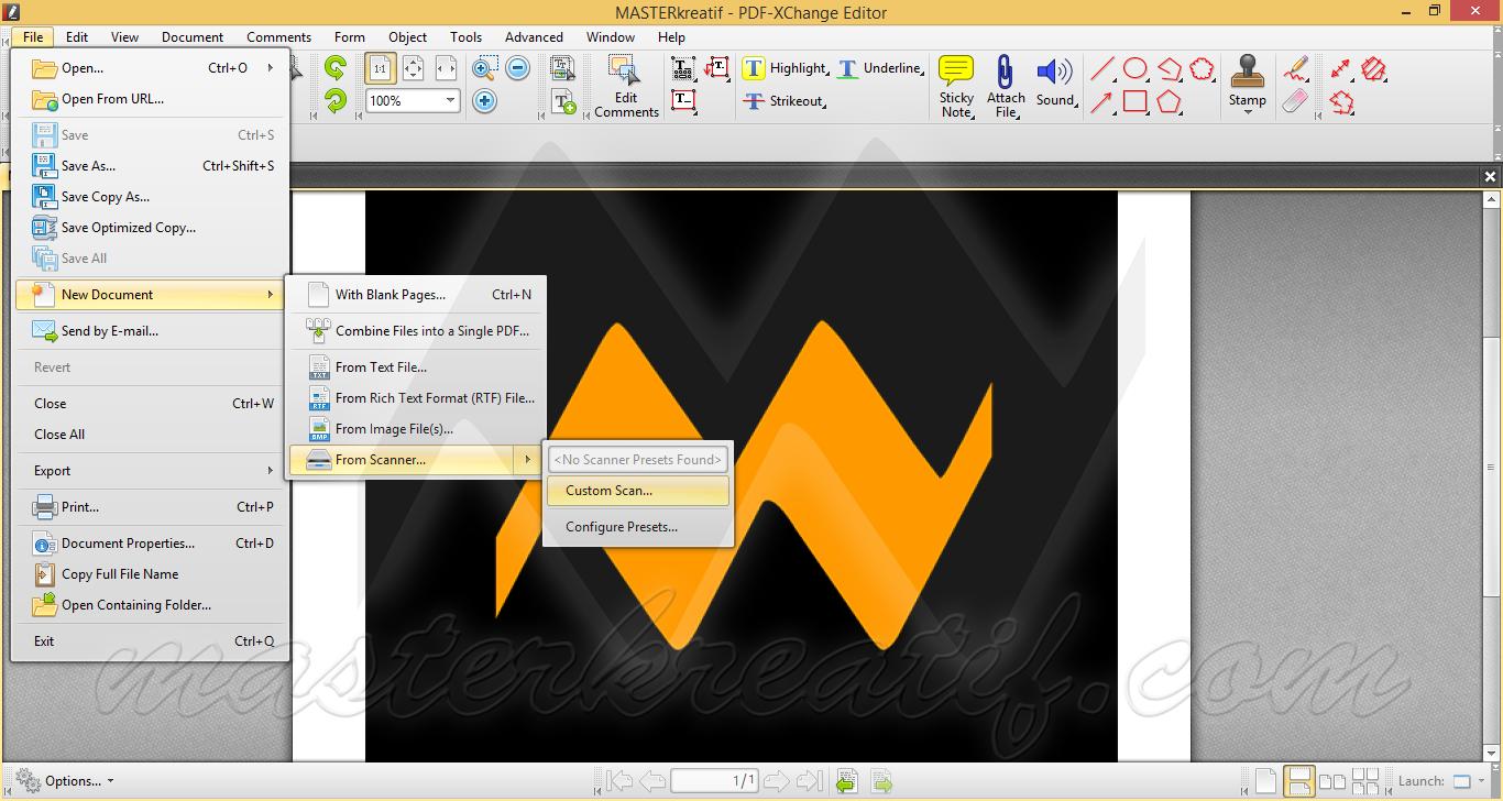PDF-XChange Editor 5.5