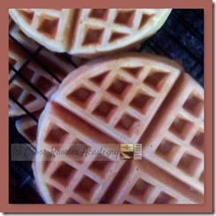 Everyday Cooking- Belgian Waffles