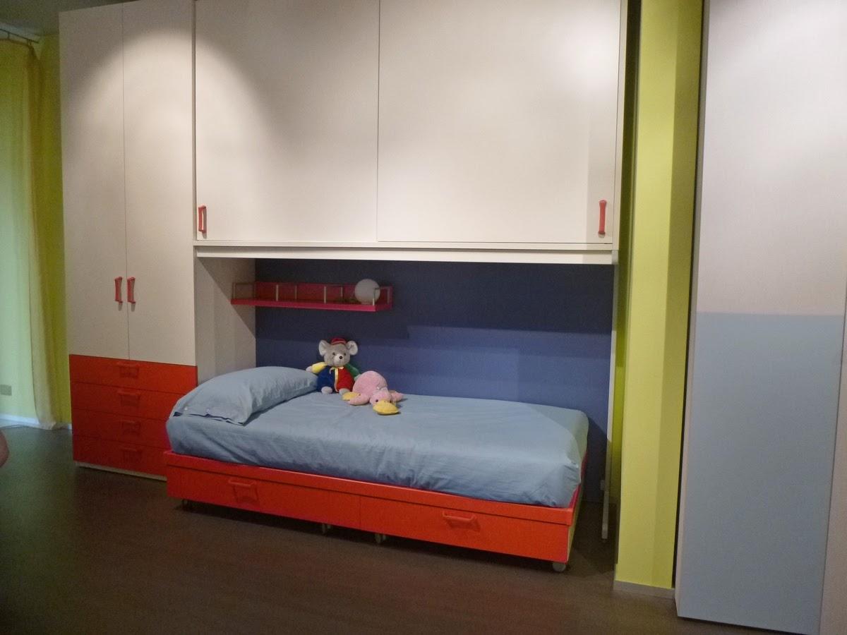 cameretta per ragazzi in offerta a prezzo outlelt, come foto €. 1.280, in vendita nel negozio di Zogno, Bergamo.JPG