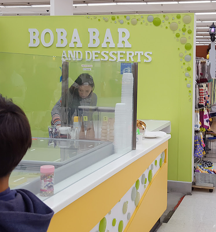 photo of the inside of Boba Bar and Desserts