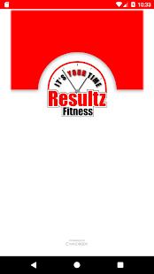 Resultz Fitness - náhled