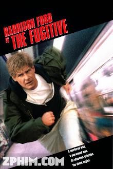 Kẻ Đào Tẩu - The Fugitive (1993) Poster