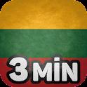 Apprendre le lituanien en 3 m icon