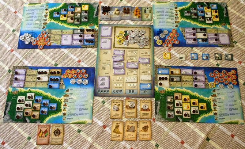Puerto rico il gioco da tavolo pi bello del mondo for Puerto rico juego de mesa