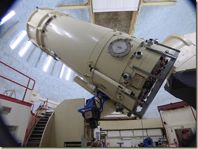 Inner workings of observatory.