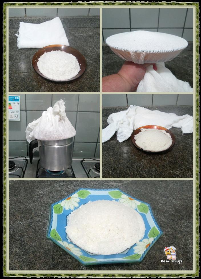 Cuscuz de arroz 6