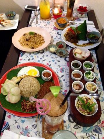 Lagenda Cafe Penang