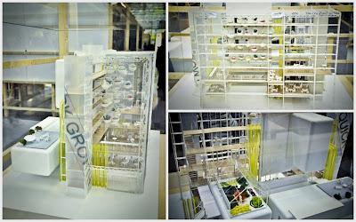 Quick Growth (2011) / Quick 2050 - par Jeanne Boulanger (Ecole nationale supérieure d'architecture et de paysage de Lille)