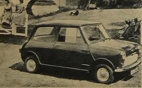 Morris Minimotor