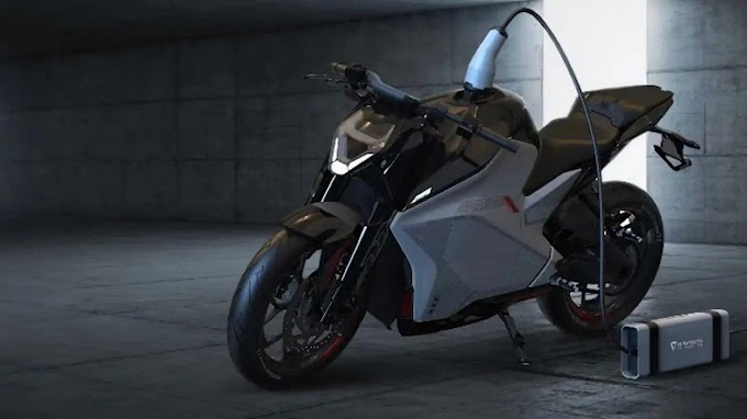 The all new Ultraviolette F77 Electric bike Is very for launch.
