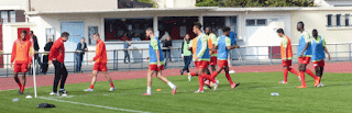 COUPE DE FRANCE : US IVRY FOOT - SANNOIS
