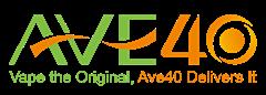 Ave40 logo4%25255B1%25255D.png - 【実購入経験あり】海外Vapeショップ/ガジェットショップまとめ情報【オトクなクーポンコード付き】