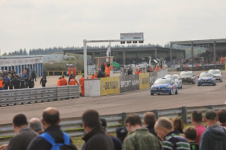 Thruxton - May 2014