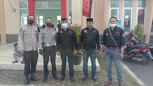 IPDA Suparmo Menghadiri Acara Pelantikan DPD PAS Kabupaten Majalengka