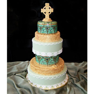 World Of Celebrity News 25 Amazing Custom Wedding Cakes