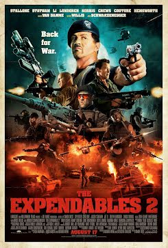Los mercenarios 2 - The Expendables 2 (2012)