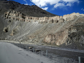 Views of the Karakorum from the main road.