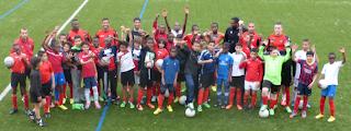 CFA - ECOLE DE FOOT USI FOOT 21/05/2014