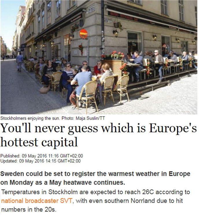 hot sweden