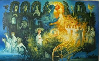 Kupala, Gods And Goddesses 8