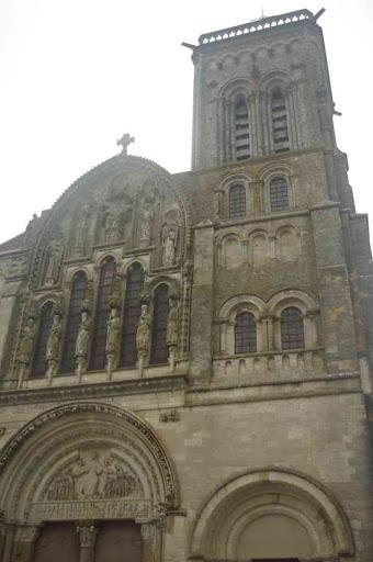 Vézelay (basilique Sainte-Marie-Madeleine)