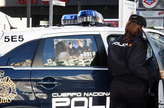 58,7 infracciones penales por cada 1.000 habitantes en la Comunidad de Madrid en el 1T de 2018