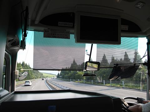 大分交通「とよのくに号」 車窓 その2