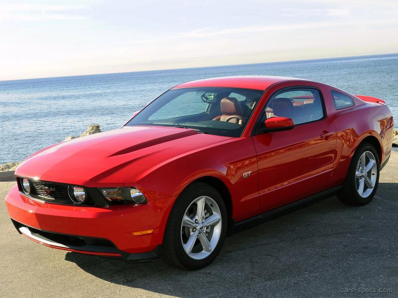 2010 ford mustang coupe specifications pictures prices. Black Bedroom Furniture Sets. Home Design Ideas