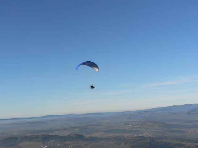 Paragliding škola