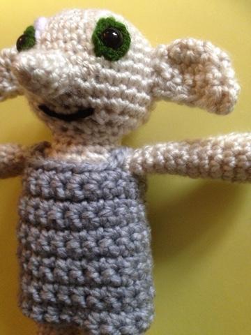 Jenns Yarn Addiction Crocheted Dobby