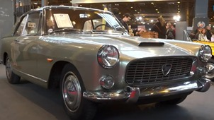 Lancia Flaminia coupé 1958